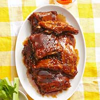 Asian-Style BBQ Ribs