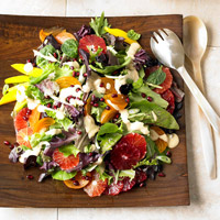 Deliciously Fresh Winter Salads
