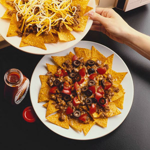 Nachos For Dinner!