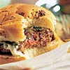 Dried Tomato Burgers