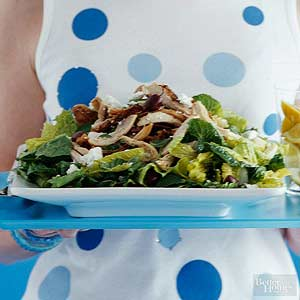 Rotisserie Chicken Greek Salad