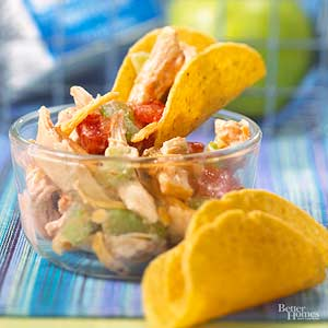 Scoop-It-Up Chicken Salad