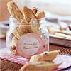 Italian Nut Biscotti Sticks