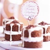 Layered Chocolate-Zabaglione Cream Cakes
