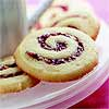 Cranberry-Orange Pinwheels