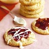 White Chocolate & Raspberry Cookies