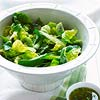Sharp and Sweet Green Salad
