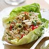 Chicken & Quinoa Salad with Roasted Chiles