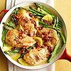 Chicken & Asparagus Skillet Supper