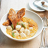 Chicken & Gnocchi with Squash