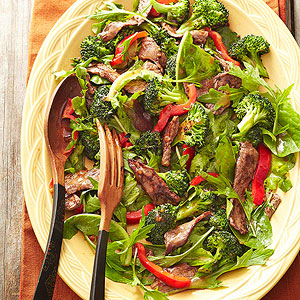 20-Minute Healthy Dinners