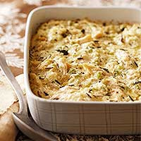 Wild Rice and Chicken Casserole