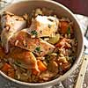 Chicken & Roasted Vegetable Rice