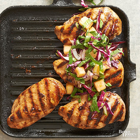 Delicious Chicken Recipes for Summer