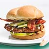 Apple-Bacon Burger