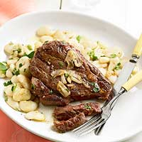 Pan-Fried Steak