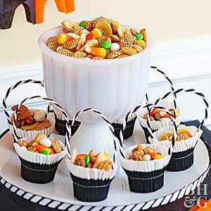 Super-Speedy Halloween Treats