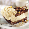 Chocolate-Peanut Mousse Pie