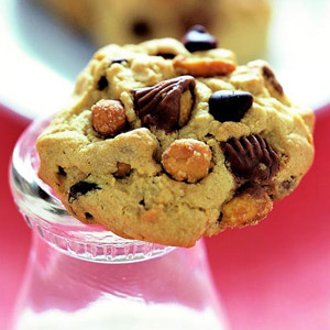 Ultimate Chocolate-Peanut Cookies