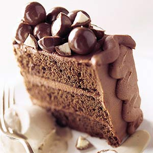 Deep Chocolate Cake
