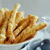 Homemade Cheese Straws