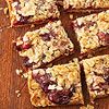 Cranberry-Pear Bars