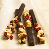 Fruit-and-Nut Chocolate Sticks