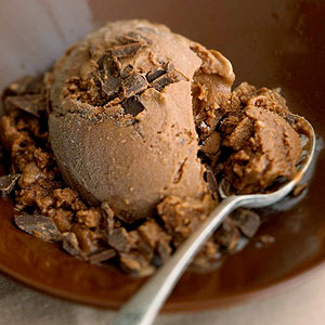 Chocolate Sherbet