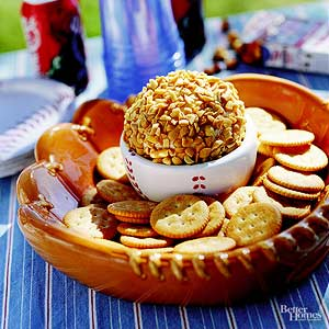 Home Run Cheese Ball