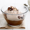 Chocolate-Malted Mousse