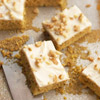 Sour Cream Pumpkin Bars 