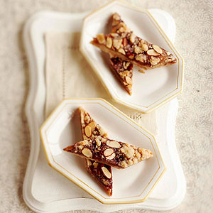 Viennese Almond Bars