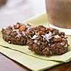 German Chocolate Cookies