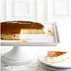 Vanilla Flan with Butterscotch Sauce