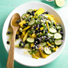 Corn & Blueberry Salad