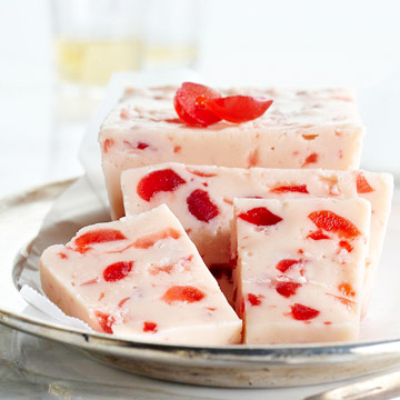 How to Make Cherry Fudge