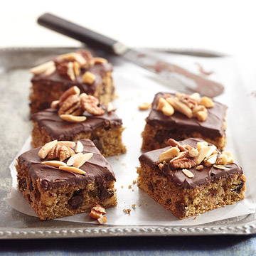 Scrumptious Make Ahead Bars