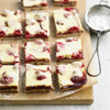 Classic Fresh Raspberry Bars