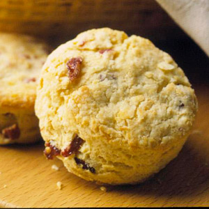 Cranberry-Orange Biscuits