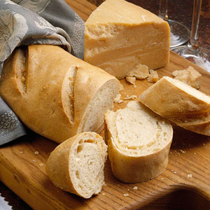 Pepper-Parmesan Bread