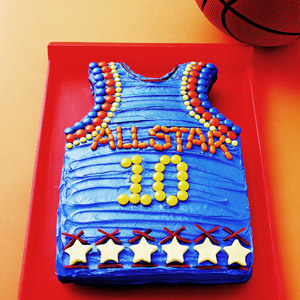 All-Star Sports Cake