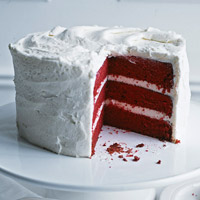 Wedding-Favorite Red Velvet Cake