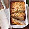 Pear & White Cheddar Quick Bread