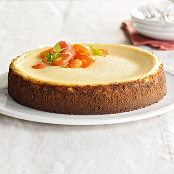 Watch: How to Make a Perfect Cheesecake