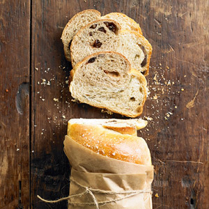 Sweet and Savory Twist Bread