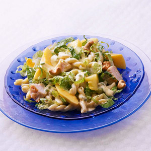 Curried Chicken and Pasta Salad