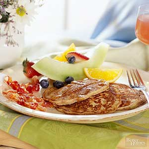 Apple Griddle Cakes