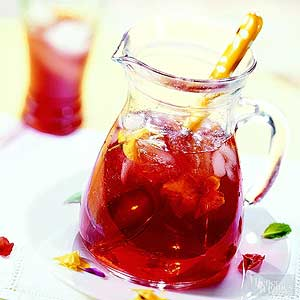 Cranberry Ginseng Tea