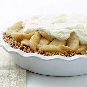 Creamy Apple Pie