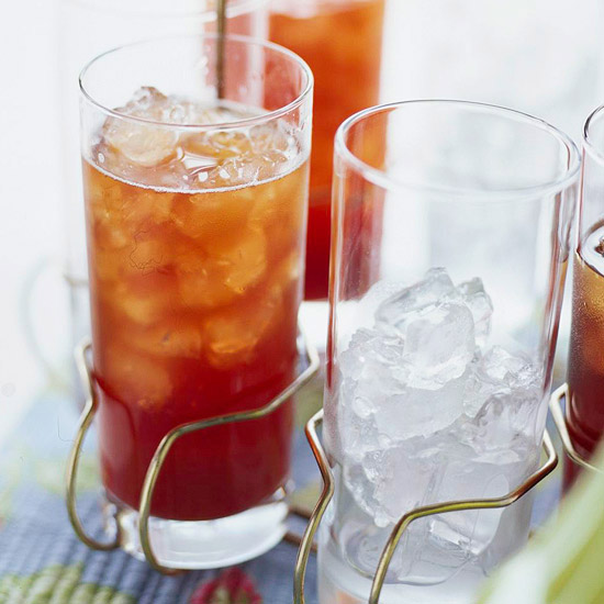 Refresher Course: 3 Tips for Healthy Iced Tea
